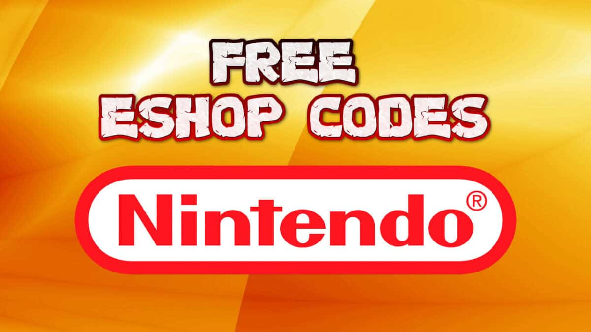 free nintendo switch codes