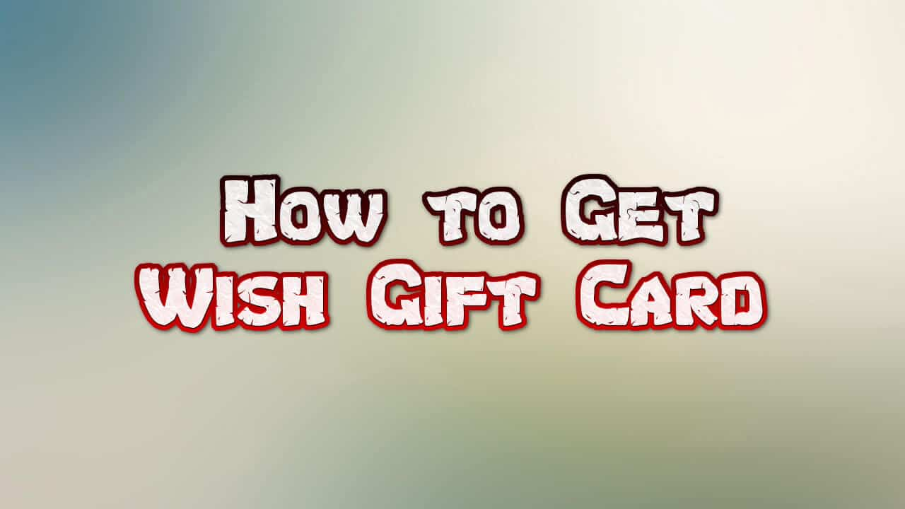 Gift Card Corner