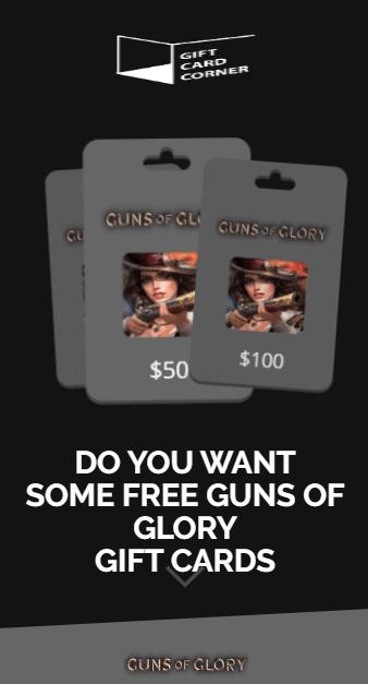 guns of glory gift code