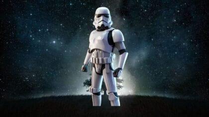 free imperial stormtrooper skin