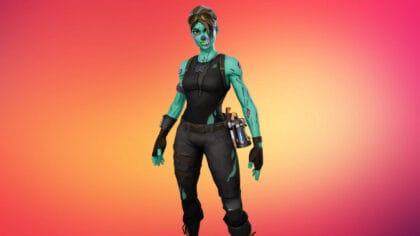 free Fortnite ghoul trooper skin