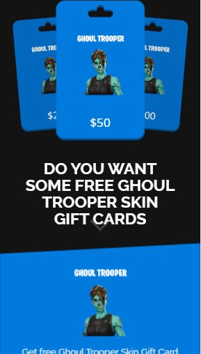 ghoul trooper generator