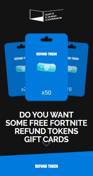 refund tickets generator