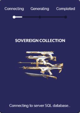 Sovereign collection server.