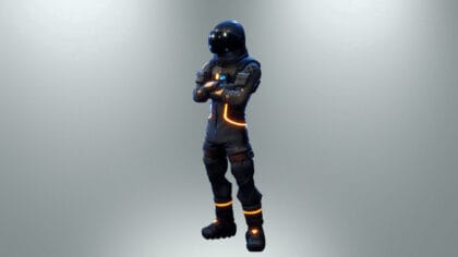 how to get free dark voyager skin