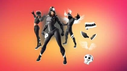 shadows rising pack for free in fortnite