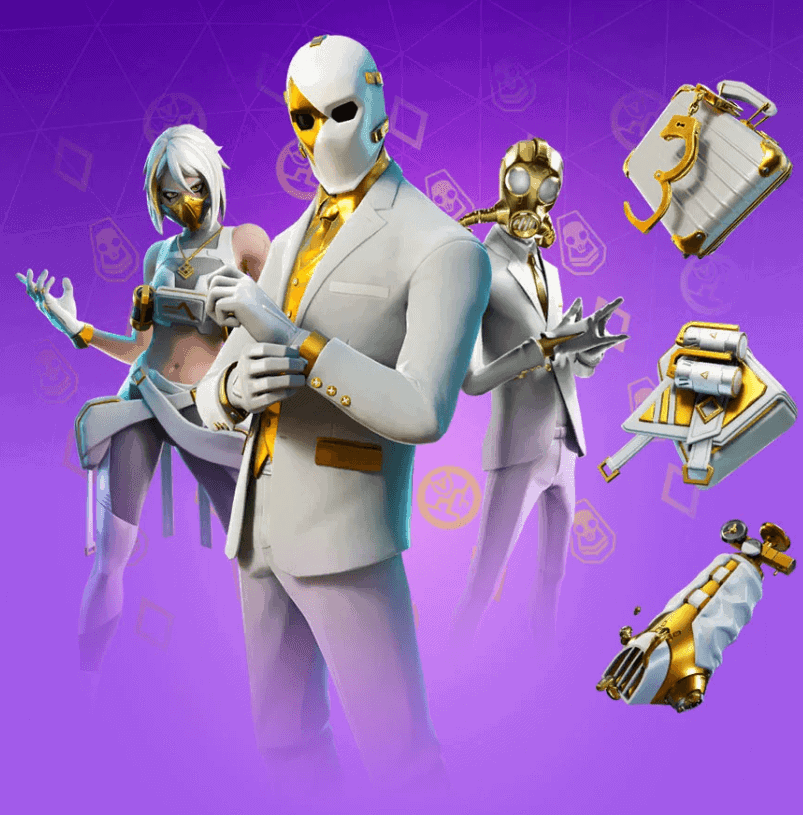 double agent pack bundle fortnite