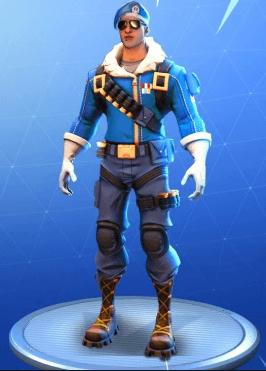 bomber skin