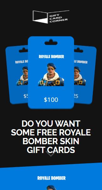 royale bomber skin generator