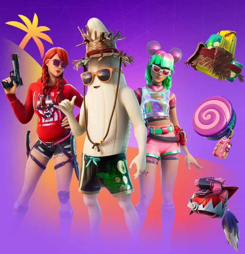 summer legends pack bundle