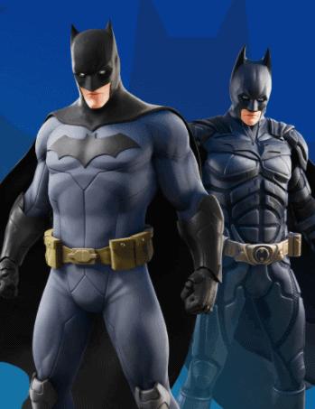 batman skin fortnite