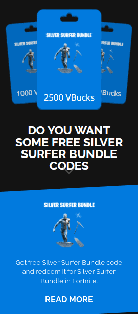 silver surfer generator