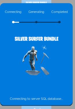 silver surfer process