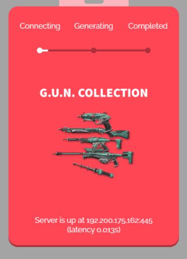 Free Valorant GUN Collection