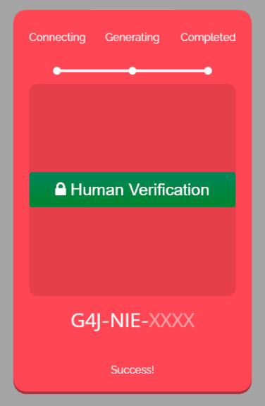 Reaver Collection verification.