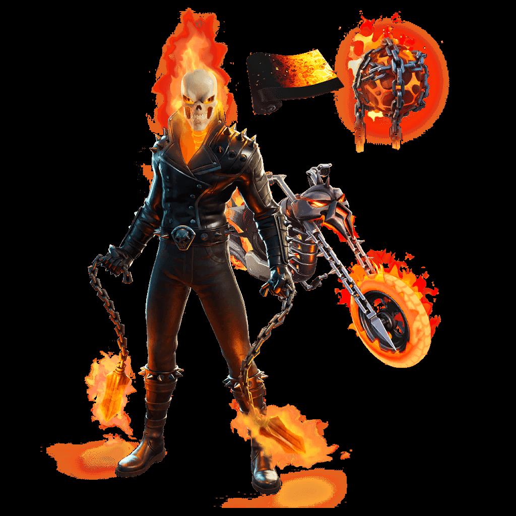 ghost rider skin fortnite