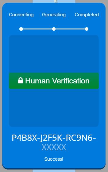 the joker skin verification
