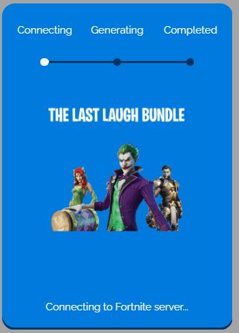 the last laugh bundle process