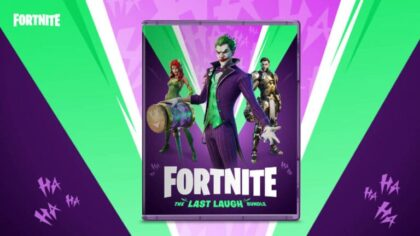 the last laugh bundle for free in fortnite