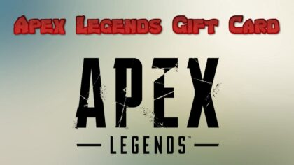 Apex Legends Gift Card