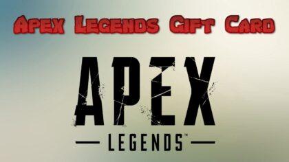 Apex Legends Gift Card