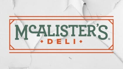 Mcalister's Gift Card