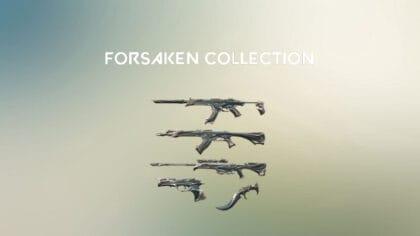 Free Forsaken Collection